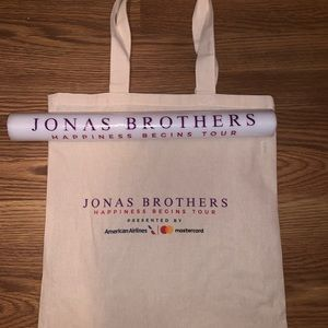 Jonas Brother Happiness begins tour items